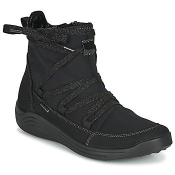 Chaussures Femme Boots Romika Westland MONTPELLIER 01 Noir