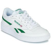 Chaussures Baskets basses Reebok Classic CLUB C REVENGE MU Blanc / Vert