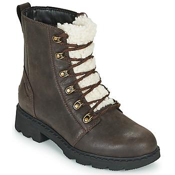 Chaussures Femme Boots Sorel LENNOX LACE COZY