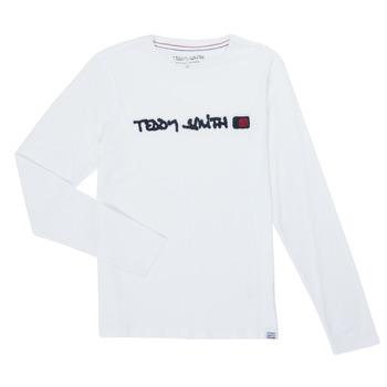 Kleidung Jungen Langarmshirts Teddy Smith CLAP