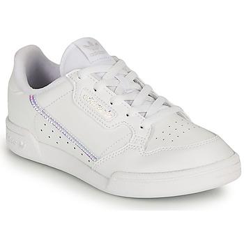 Chaussures Fille Baskets basses adidas Originals CONTINENTAL 80 C