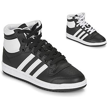 Chaussures Enfant Baskets montantes adidas Originals TOP TEN J