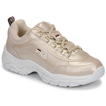 Schuhe Damen Sneaker Low Fila STRADA F WMN Golden