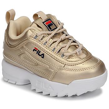 Scarpe Bambina Sneakers basse Fila DISRUPTOR F INFANTS