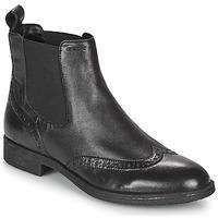 Schuhe Damen Low Boots Geox JAYLON
