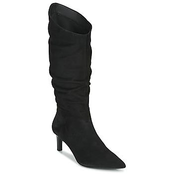 Schuhe Damen Klassische Stiefel Geox BIBBIANA