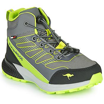 Schuhe Jungen Sneaker High Kangaroos K-SCOUT RTX