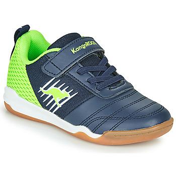 Schuhe Jungen Sneaker Low Kangaroos SUPER COURT EV