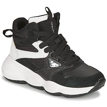 Chaussures Fille Baskets montantes Geox BUBBLEX