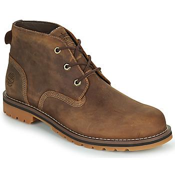 Schuhe Herren Boots Timberland LARCHMONT II WP CHUKKA Braun,