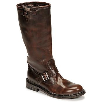 Schuhe Damen Klassische Stiefel Moma BIRERS Braun,