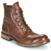 Schuhe Herren Boots Moma MALE Braun,