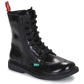 Schuhe Damen Boots Kickers MEETICKZIP