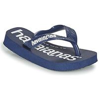 Chaussures Garçon Tongs Havaianas TOP LOGOMANIA