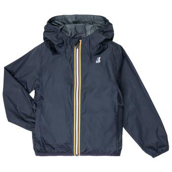 Kleidung Kinder Windjacken K-Way LE VRAI 3.0 CLAUDE KIDS
