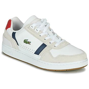 Chaussures Femme Baskets basses Lacoste T-CLIP 0120 2 SFA