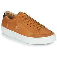 Schuhe Herren Sneaker Low Le Coq Sportif PRODIGE Kognac