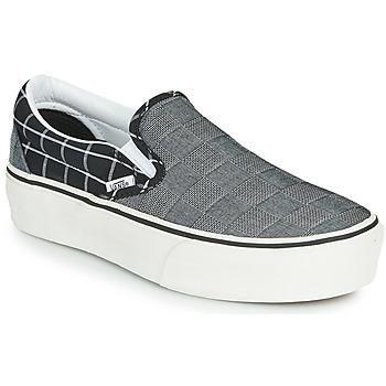 Schuhe Damen Slip on Vans CLASSIC SLIP-ON PLATFORM
