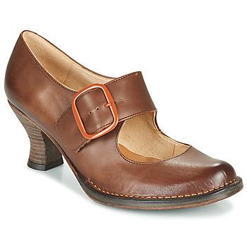 Schuhe Damen Pumps Neosens ROCOCO Braun,
