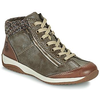 Schuhe Damen Boots Rieker L5223-24