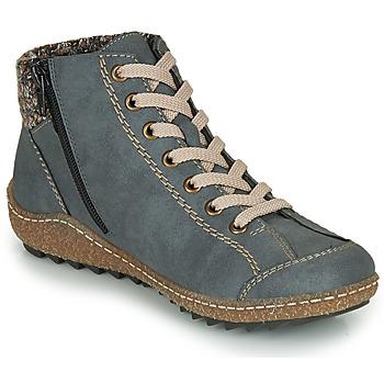 Schuhe Damen Boots Rieker L7543-14