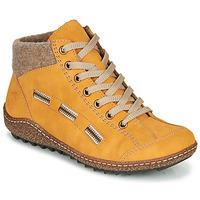Schuhe Damen Boots Rieker L7543-69