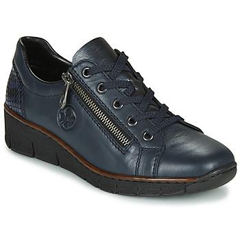 Schuhe Damen Sneaker Low Rieker 53702-14