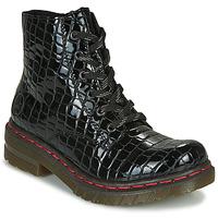 Schuhe Damen Boots Rieker 76246-00