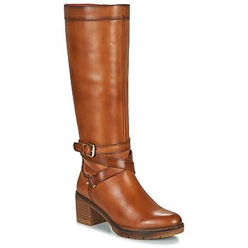 Schuhe Damen Klassische Stiefel Pikolinos LLANES W7H