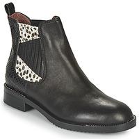 Chaussures Femme Boots Café Noir JOYE