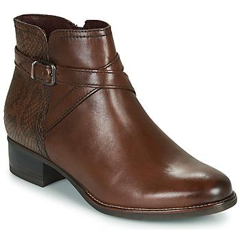 Chaussures Femme Bottines Tamaris MARLY Marron