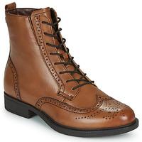 Chaussures Femme Boots Tamaris SUZAN Marron