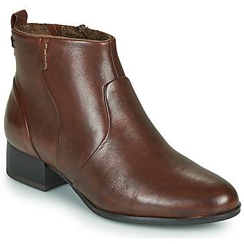 Chaussures Femme Bottines Tamaris YAMILA Marron