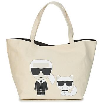 Borse Donna Tote bag / Borsa shopping Karl Lagerfeld K/IKONIK KARL & CHOUPETTE TOTE