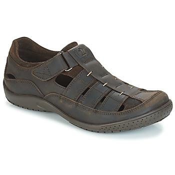 Schuhe Herren Sandalen / Sandaletten Panama Jack MERIDIAN Braun,