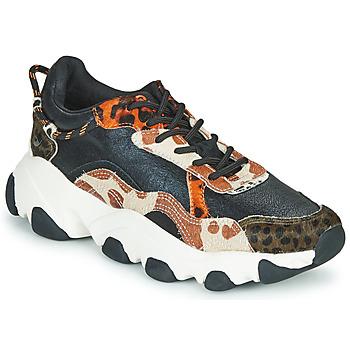 Schuhe Damen Sneaker Low Gioseppo ALEKSIN Orange