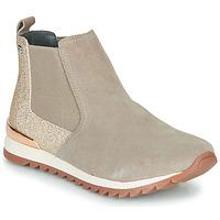 Schuhe Mädchen Sneaker High Gioseppo LINZ Beige