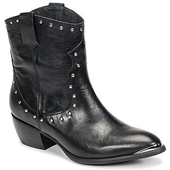 Schuhe Damen Klassische Stiefel Ikks BOTTES