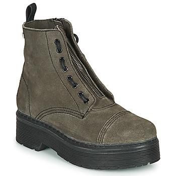 Schuhe Damen Boots Musse & Cloud ERICA Grau