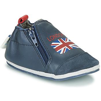Chaussures Enfant Chaussons Robeez LONDON FLAG