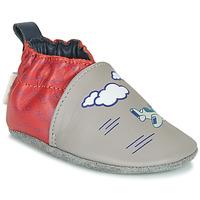 Schuhe Jungen Hausschuhe Robeez HAPPY WOLF