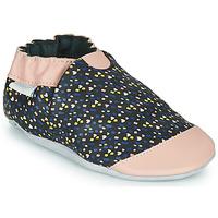 Schuhe Mädchen Hausschuhe Robeez RAINY LOVE