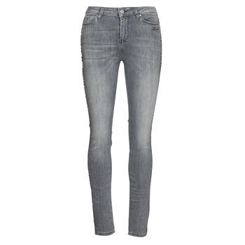 Vêtements Femme Jeans slim Karl Lagerfeld SKINNY DENIMS W/ CHAIN