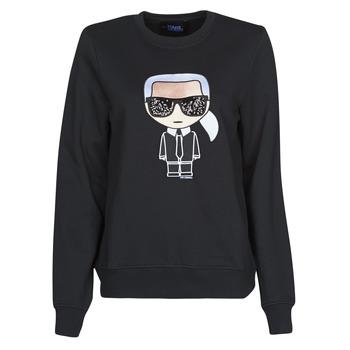 Kleidung Damen Sweatshirts Karl Lagerfeld IKONIK KARL SWEATSHIRT