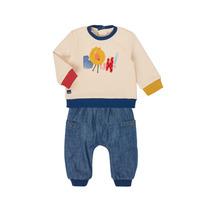 Vêtements Garçon Ensembles enfant Catimini CR36050-46