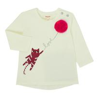 Abbigliamento Bambina T-shirts a maniche lunghe Catimini CR10063-11