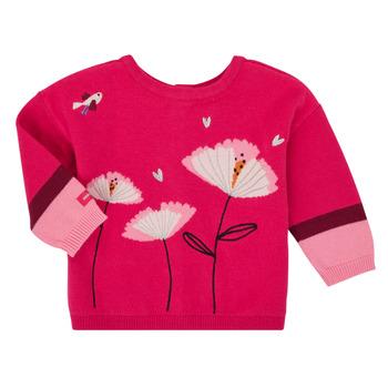 Abbigliamento Bambina Gilet / Cardigan Catimini CR18033-35