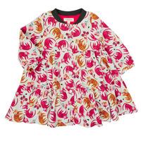 Kleidung Mädchen Kurze Kleider Catimini CR30093-35 Bunt