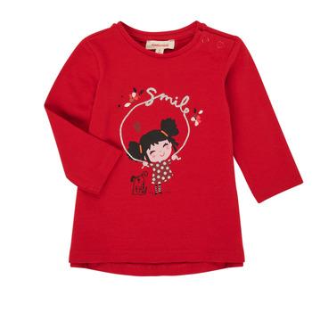 Abbigliamento Bambina T-shirts a maniche lunghe Catimini CR10043-38