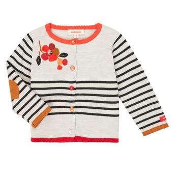 Abbigliamento Bambina Gilet / Cardigan Catimini CR18003-19
